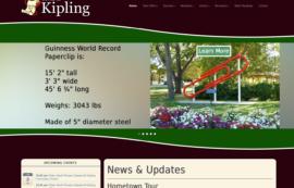 Town of Kipling