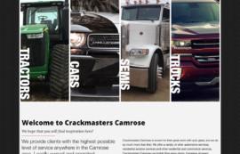 Crackmasters Camrose